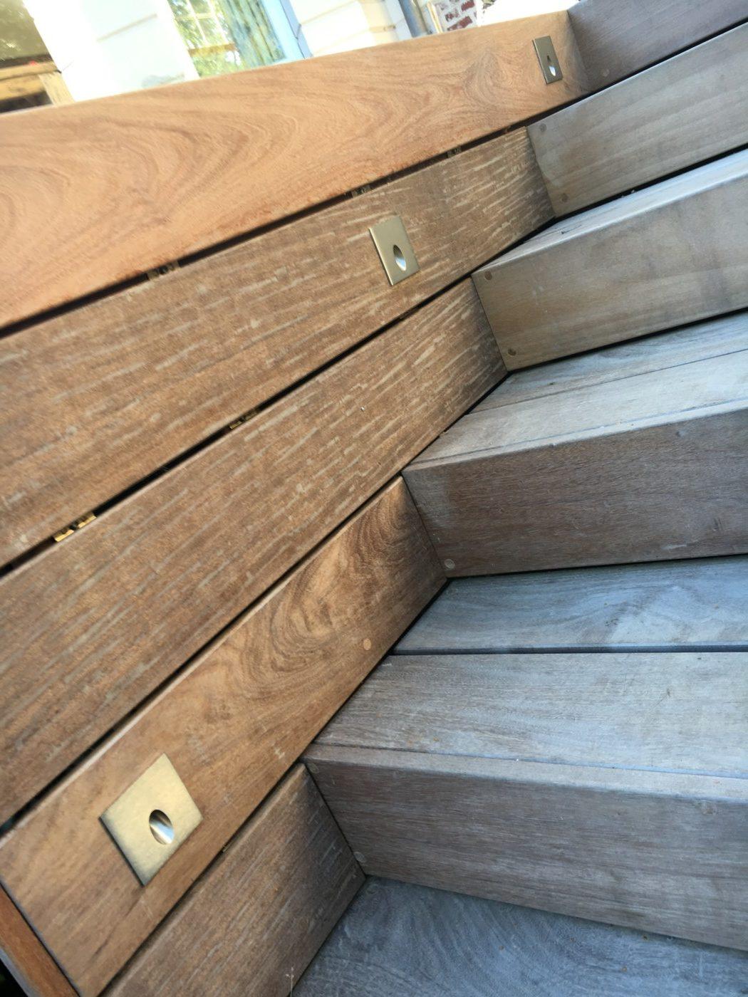 Latest Partager Eclairage Marche Escalier Exterieur With Marche Escalier  Exterieur